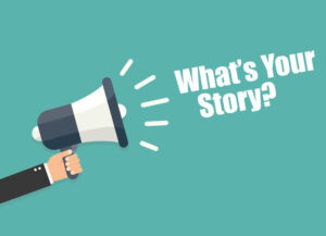 Marketing and sales storytelling