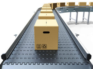 Package On Conveyor Belt | Extended Thinking