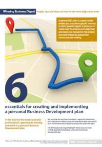 WBD 27 Personal BD Plan