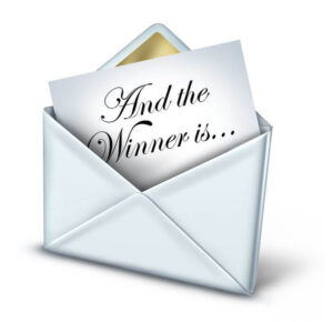 Winner envelope - how to make the most of business awards